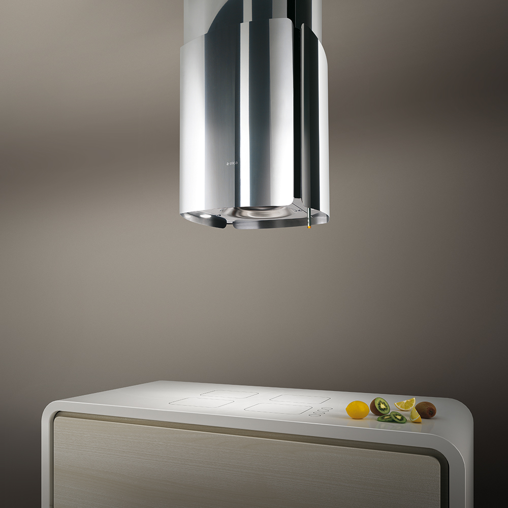 Extractor hood - Elica Chrome
