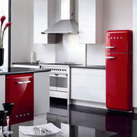 Kitchen appliances - SMEG